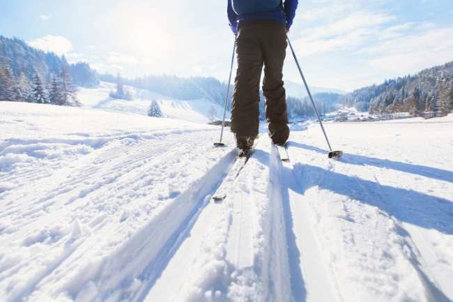 Cross-country ski centers