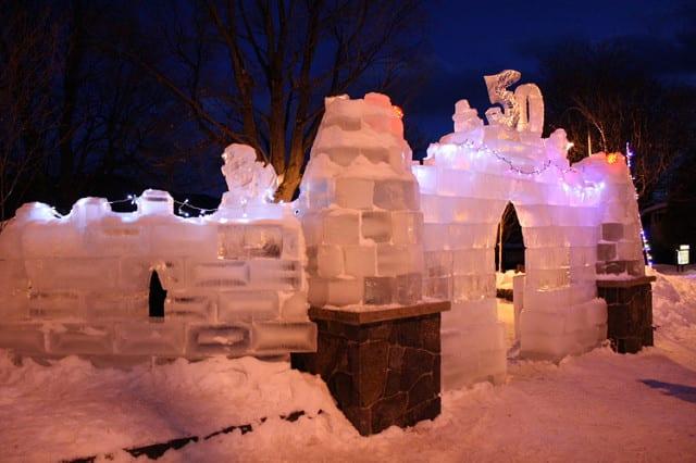 The Best New York Adirondack Winter Events