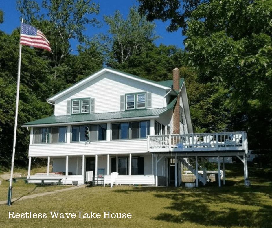 Restless-WaveLake-House New York's Lake Ontario
