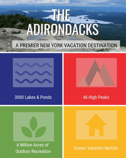 Visit the Adirondacks