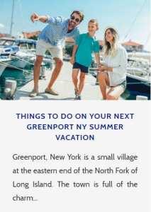 Long Island - Greenport NY