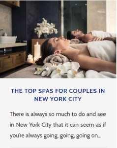 New York City Spas