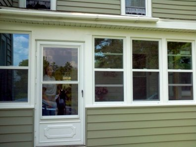 After - Customer Windows and Siding