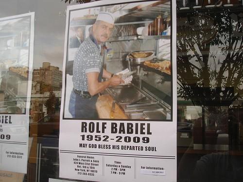 Rolf Babiel