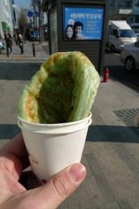 Seoul street food 1