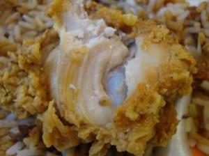 Escovitch chicken 3