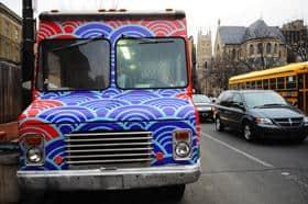 Koja Truck Philly