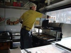 Making wafels