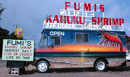 hawaii shrimp truck
