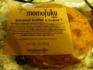 Momofuku PB cookie