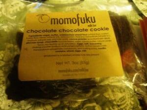 Momofuku choc cookie
