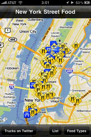 iphone map shot