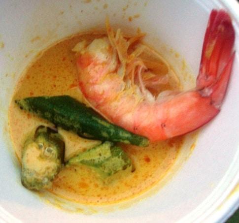 Hachi Asam Shrimp Curry