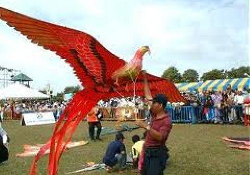 traditional Malaysian kite