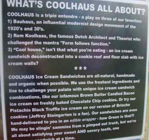about Coolhaus