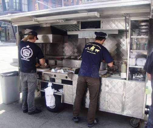Calexico Carne Asada (on a warmer day)