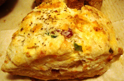 savory biscuit