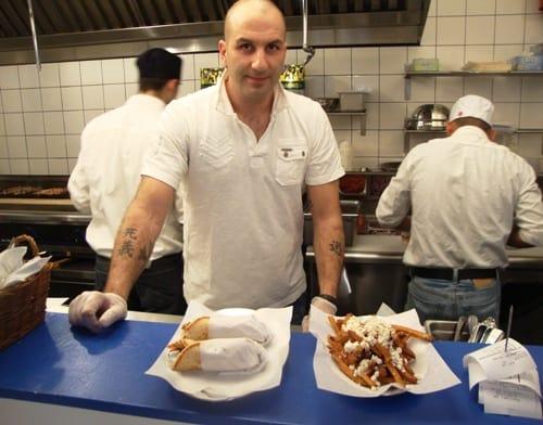 Pavlos & food