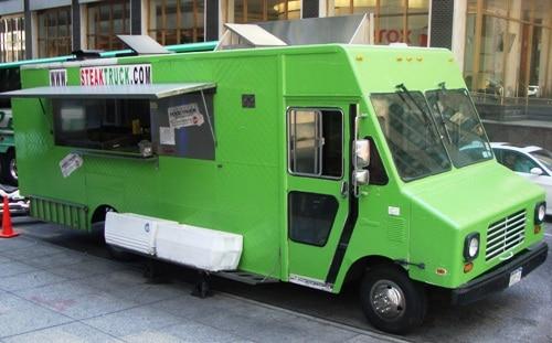 Steak Truck (47th & Park)