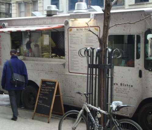 Bistro Truck (5th Ave bet 16-17 St)