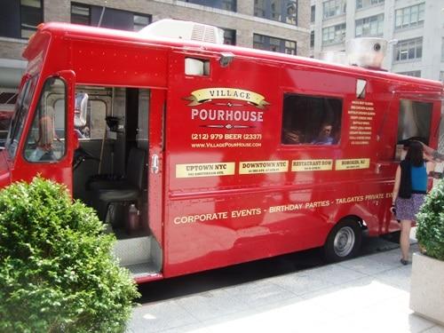Falafel King Food Truck Denver