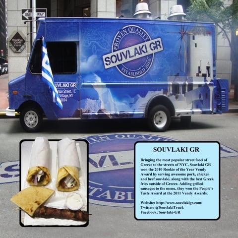 Souvlaki Gr Food Truck