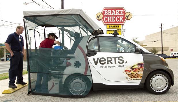 Mediterranean Food Truck Los Angeles