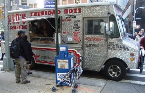 Kosher Food Truck Financial District