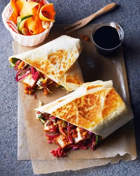 Malaysian Burrito