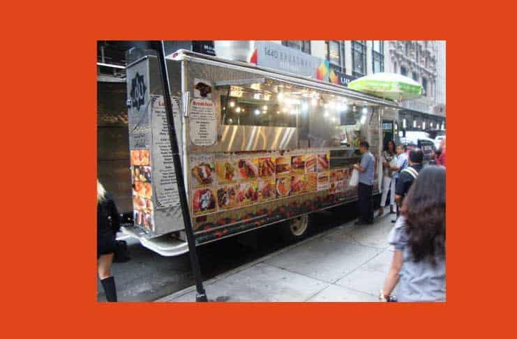 Street Cafe Halal Food Truck