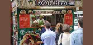 Potato House