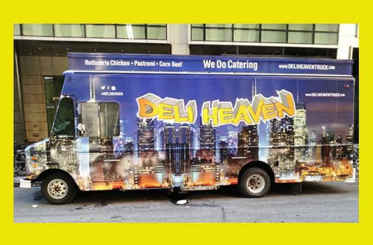 Perrys Nysf First Look Deli Heaven New York Street Food