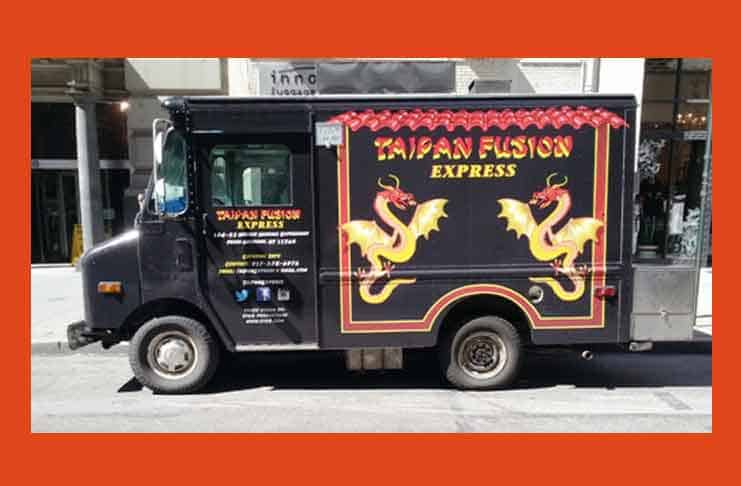 Fusion Express Food Truck
