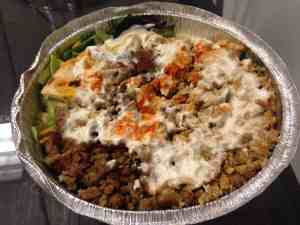 Halal Street Cart Food