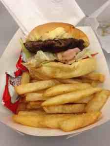 Fud-Hai's Kalbi Burger