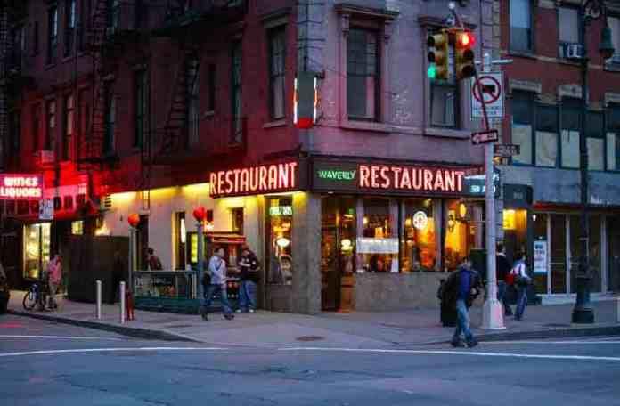 best restaurants in the U.S