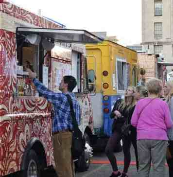 Food Truck Event Marketing