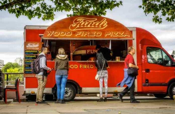 Pizza Truck Rental
