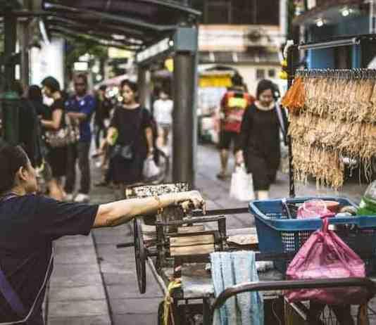 street food around the world
