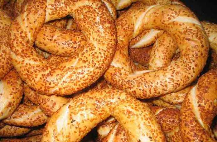 Turkish Simit