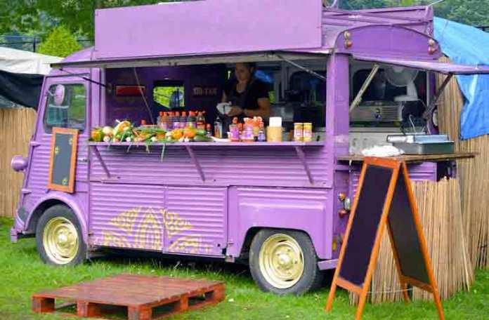 Food truck design
