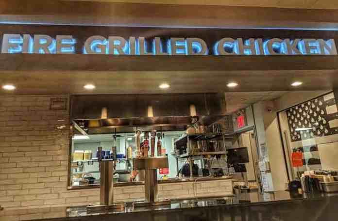 Brine restaurant