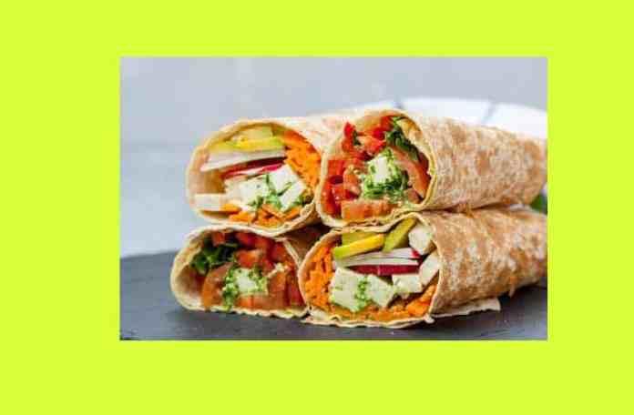 Healthy Vegan Snack