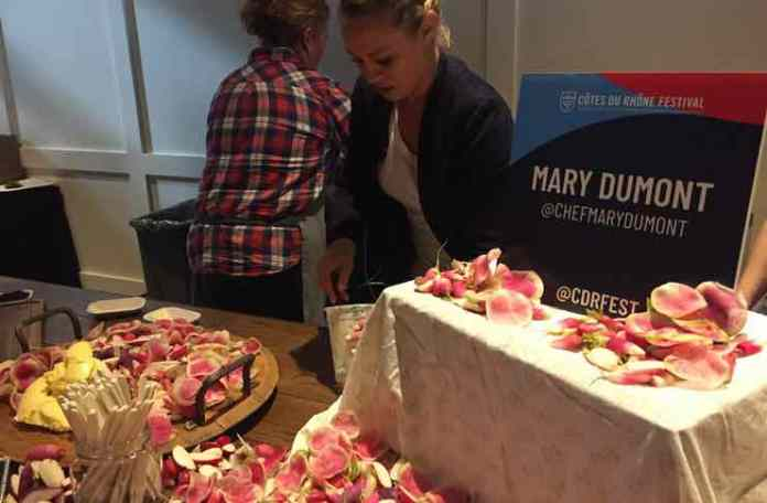 Chef Mary Dumont