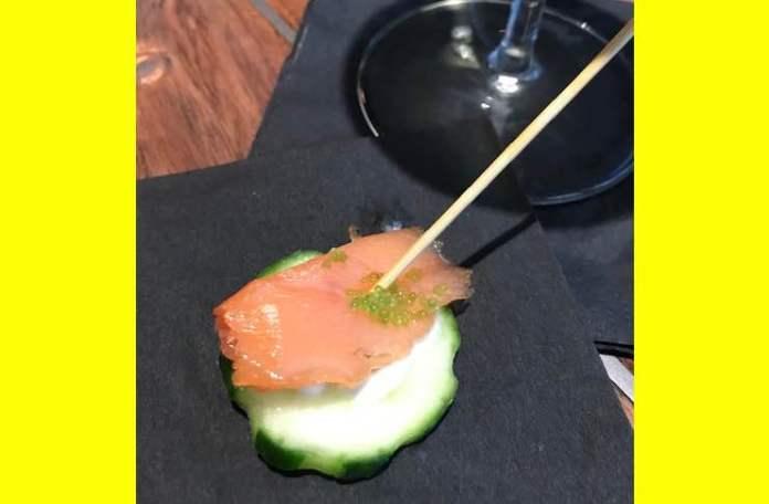 Lokal smoked salmon