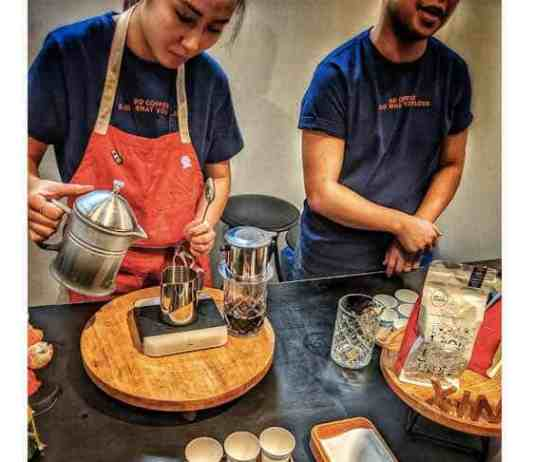 Coffee festival in New york