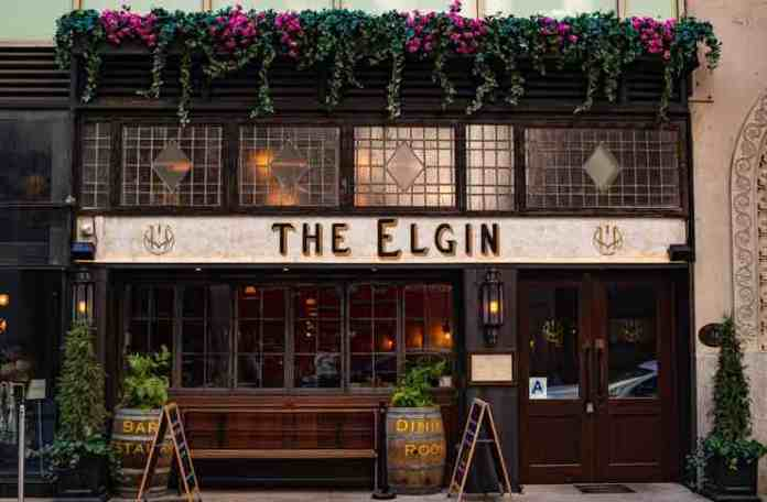 THE ELGIN in midtown