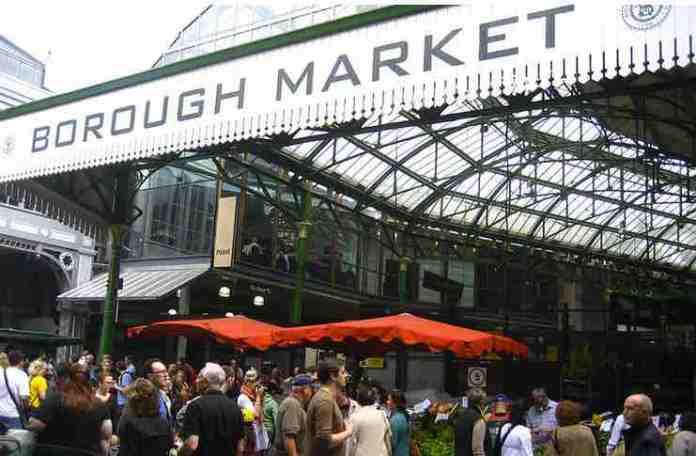 Food Markets Around the World by Jeremy Keith
