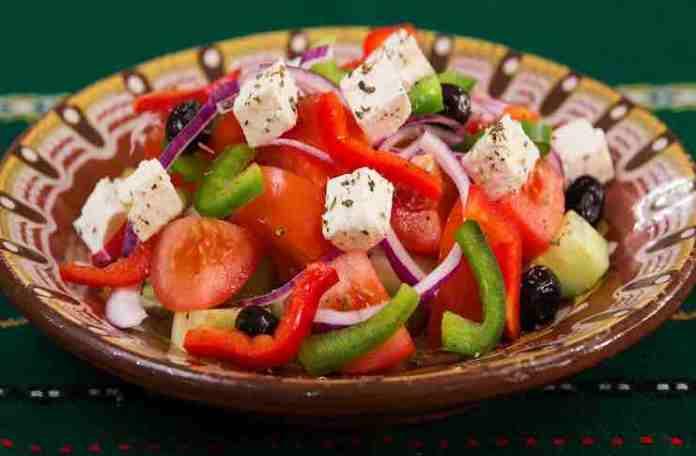 mediterranean food list