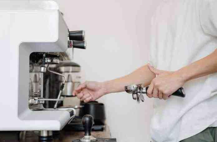 Espresso Machine at Home